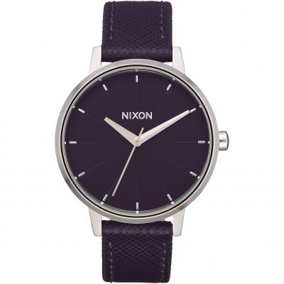 Nixon The Kensington Leather Dameshorloge A108-3074