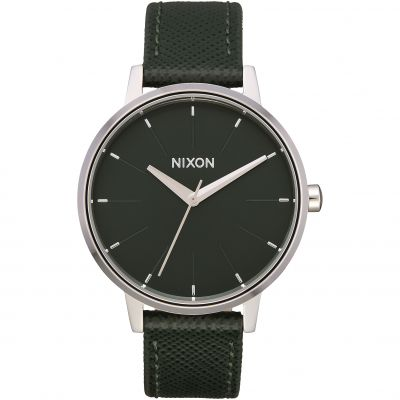 Nixon The Kensington Leather Dameshorloge A108-3075