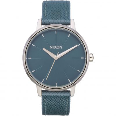 Nixon The Kensington Leather Dameshorloge A108-3076