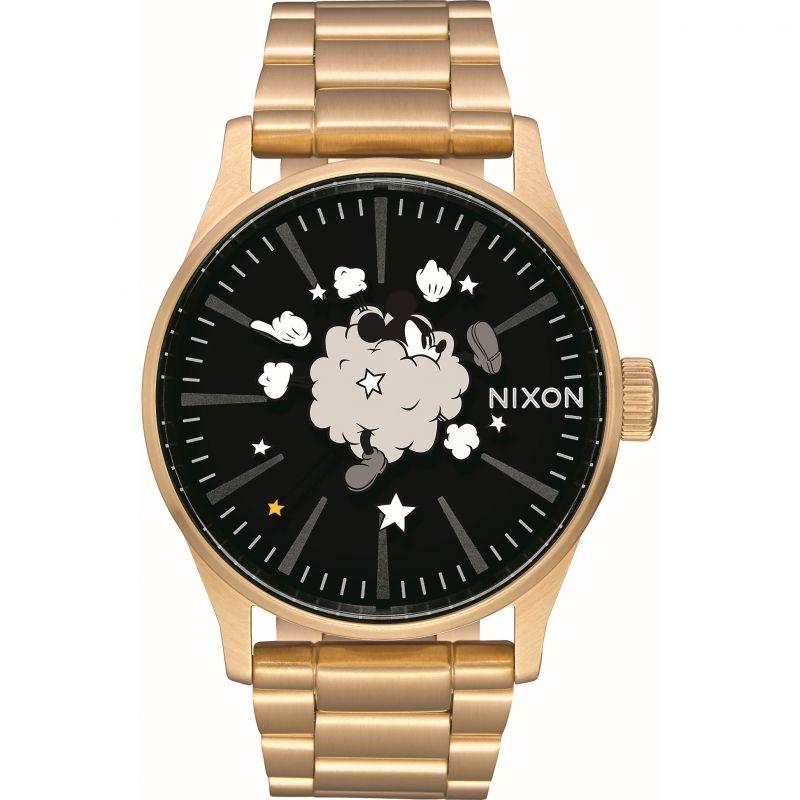 Nixon The Sentry SS x Disney Watch