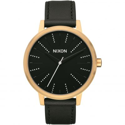 Nixon The Kensington Leather Dameshorloge A108-2879