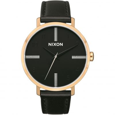 Nixon The Arrow Leather Dameshorloge A1091-2879