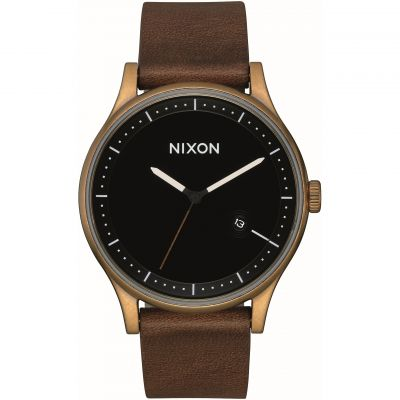 Montre Homme Nixon The Station Leather A1161-3053