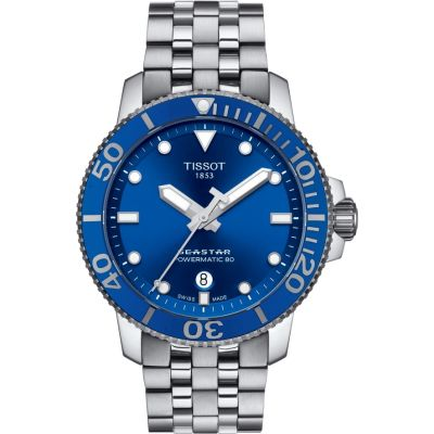 Tissot Seastar 1000 Powermatic 80 Herenhorloge T1204071104100