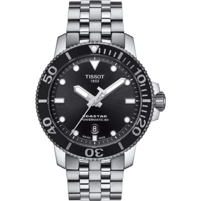 Tissot Seastar 1000 Powermatic 80 Herrklocka T1204071105100