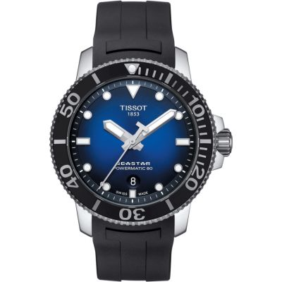 Tissot Seastar 1000 Powermatic 80 Herenhorloge T1204071704100