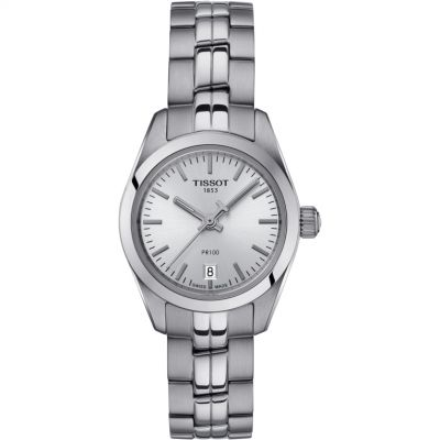 Tissot Ladies 25mm PR100 Damenuhr in Silber T1010101103100