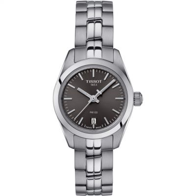 Tissot Ladies 25mm PR100 Damenuhr in Silber T1010101106100