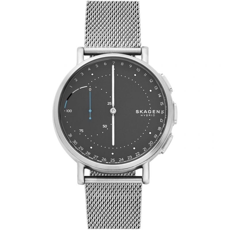 Mens Skagen Connected Signatur Bluetooth Smartwatch SKT1113