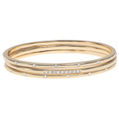 Anne Klein Jewellery  Three Bangle Gift Set