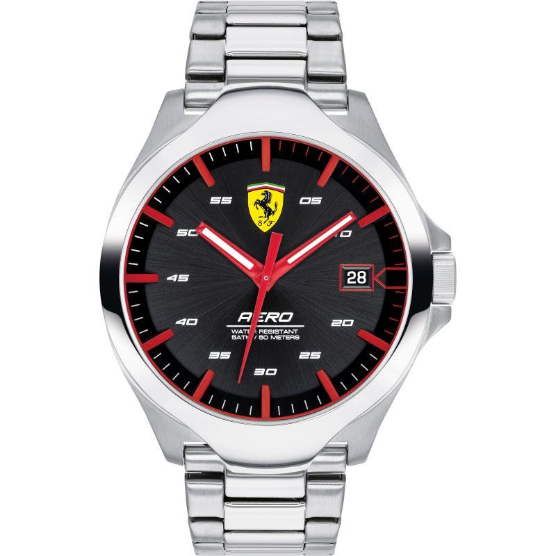 Mens Scuderia Ferrari Watch