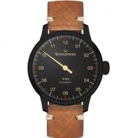 Meistersinger No 03 Black Edition Watch