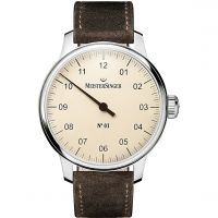 Meistersinger No 01 40mm Watch