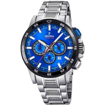 Montre Chronographe Homme Festina Chrono Bike 2018 Collection F20352/2