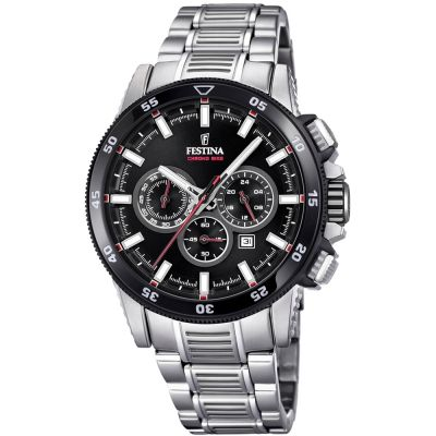 Mens Festina Chrono Bike 2018 Collection Chronograph Watch F20352/6