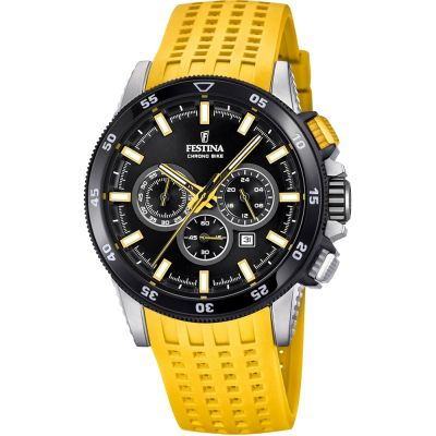 Mens Festina Chrono Bike 2018 Collection Chronograph Watch F20353/5
