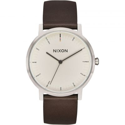 Montre Homme Nixon The Porter Leather A1058-104