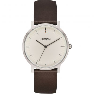 Montre Homme Nixon The Porter 35 Leather A1199-104