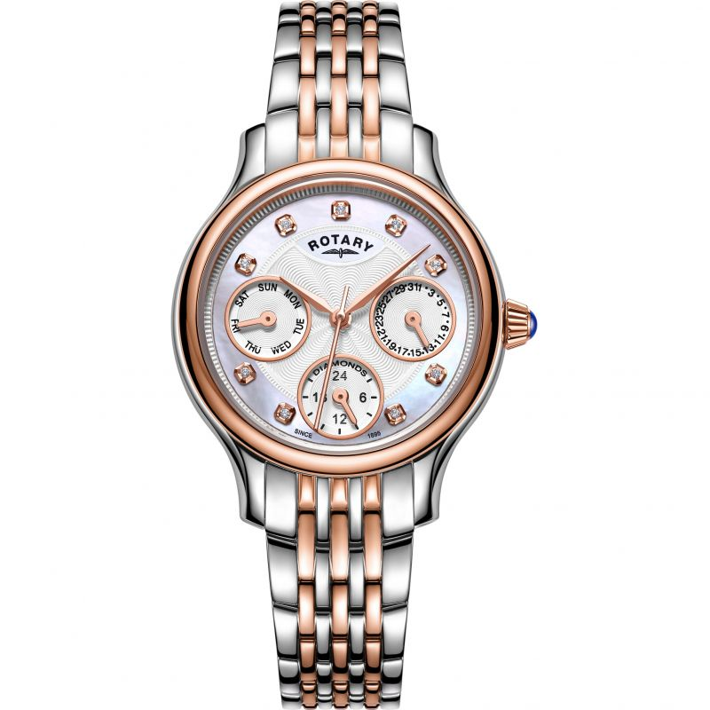 Image of  			   			  			   			  Ladies Rotary Watch
