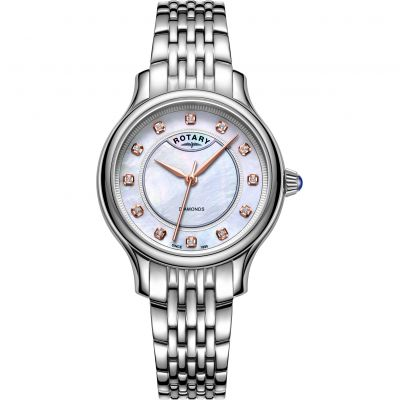 Ladies Rotary Diamond Watch LB00380/41