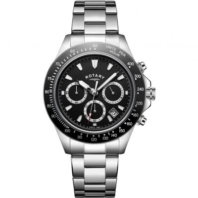Mens Rotary Chronograph Watch GB00675/04