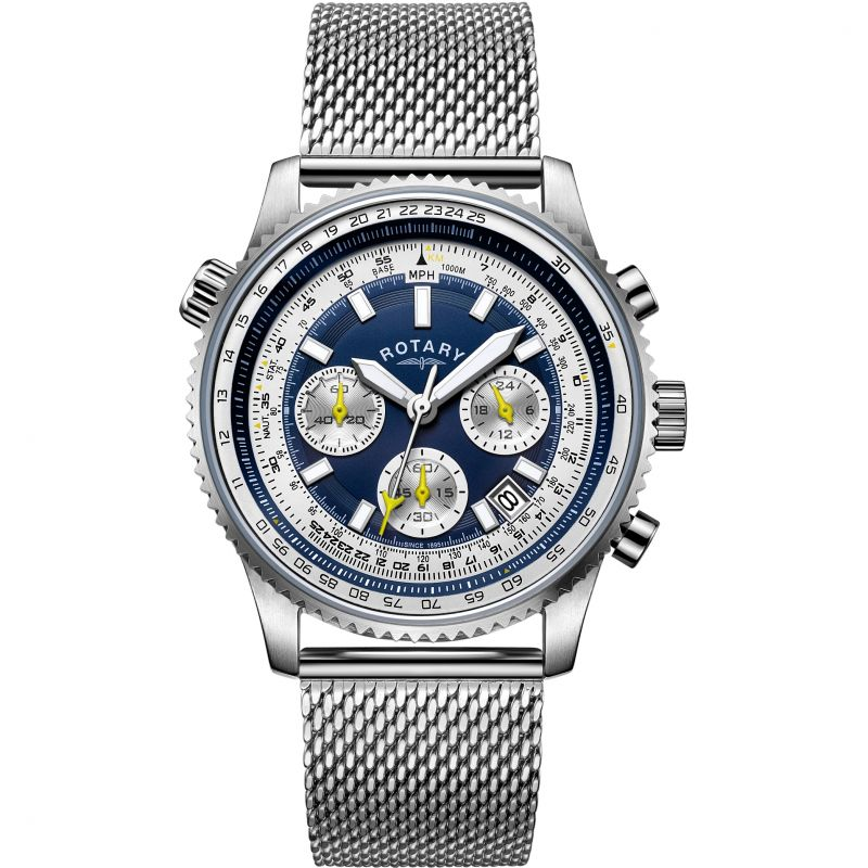 Rotary Chronograph Watch GB00672/05