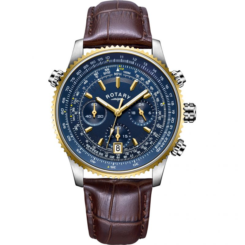 Rotary Chronograph Watch GS00648/05