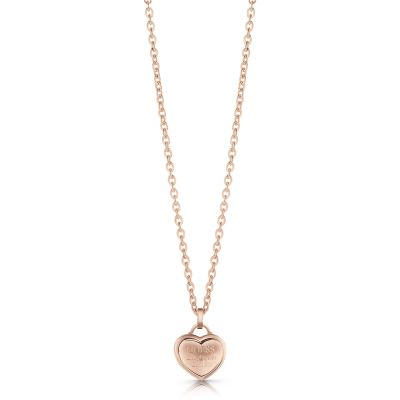 Guess Dam Rose Gold Necklace UBN28013