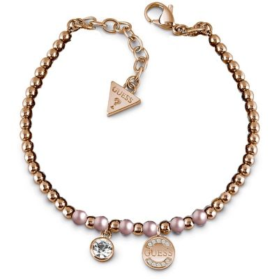 Guess Dam Rose Gold Bracelet UBB28051-L