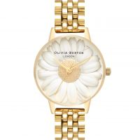 Ladies Olivia Burton 3D Daisy Watch OB16FS100