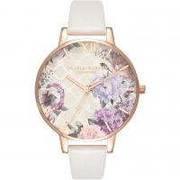 Ladies Olivia Burton Glasshouse Watch OB16EG97