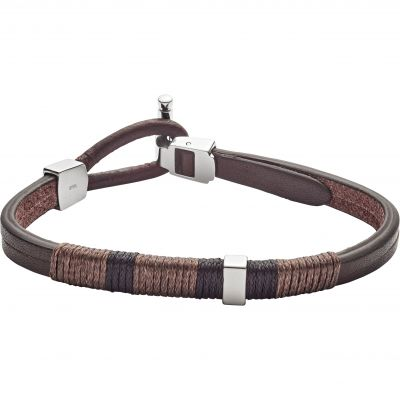 Fossil Heren Vinatage Casual Bracelet Leather JF02929040