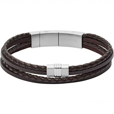 Fossil Heren Vintage Casual Bracelet Leather JF02934040