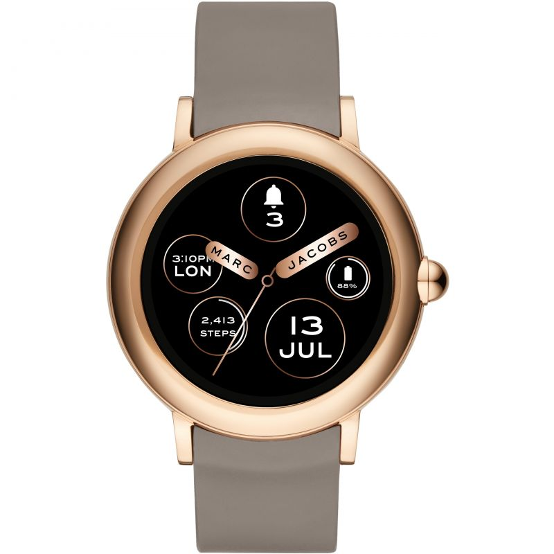 Marc Jacobs Connected Riley Touchscreen Bluetooth Watch