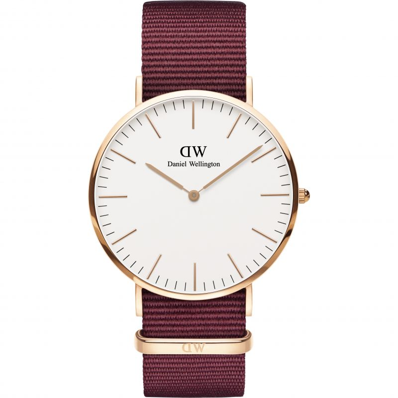 Daniel Wellington Classic 40 Roselyn Watch