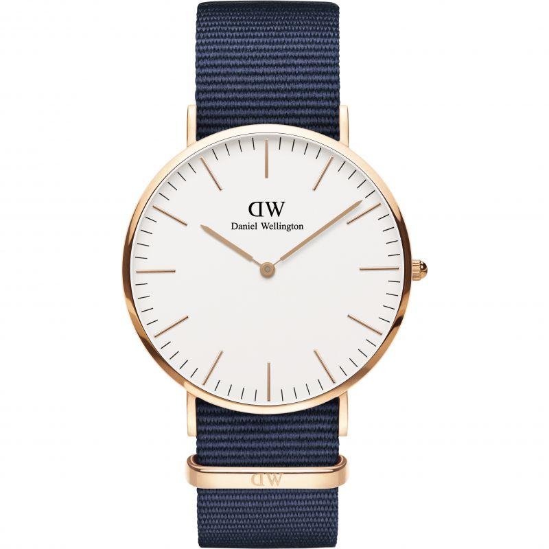 Daniel Wellington Classic 40 Bayswater Watch DW00100275