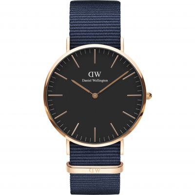 Daniel Wellington Classic 40 Bayswater Watch DW00100277