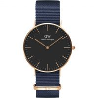 Daniel Wellington Classic 36 Bayswater Watch DW00100281
