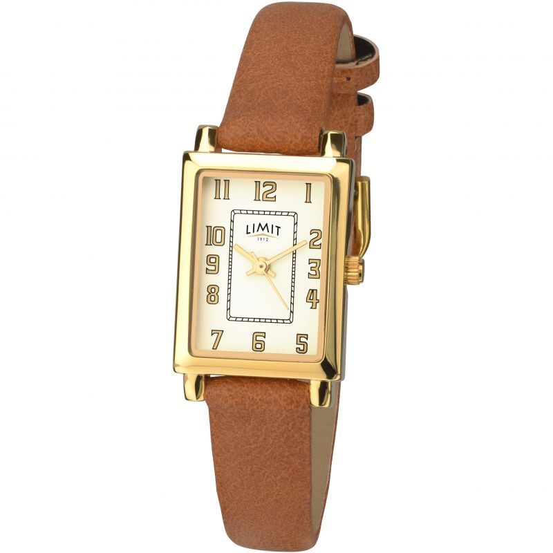 Ladies Limit Gold Plated Classic watch 6366.01