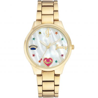 Reloj para Mujer Juicy Couture Black Label JC-1016MPGB
