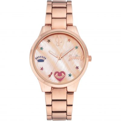 Reloj para Mujer Juicy Couture Black Label JC-1016RMRG