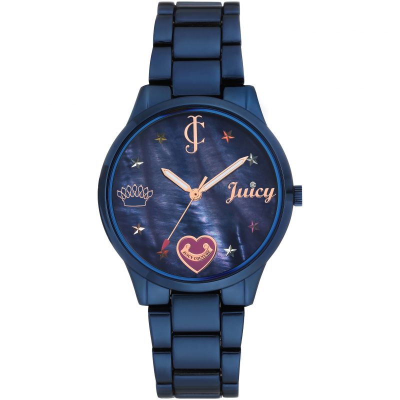 Juicy Couture Watch JC-1016BMBL