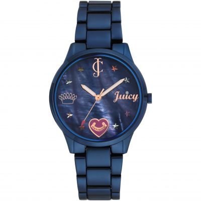Juicy Couture Unisexuhr JC-1017BMBL