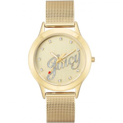 Reloj para Mujer Juicy Couture Black Label JC-1032CHGB