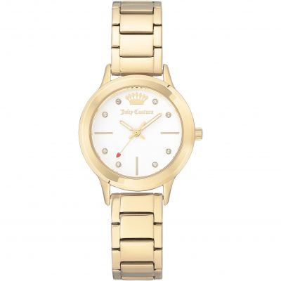 Juicy Couture Unisexuhr JC-1050WTGB