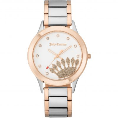 Reloj para Mujer Juicy Couture Black Label JC-1053WTRT