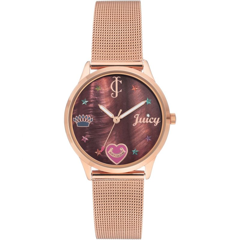 Juicy Couture Watch JC-1024BMRG