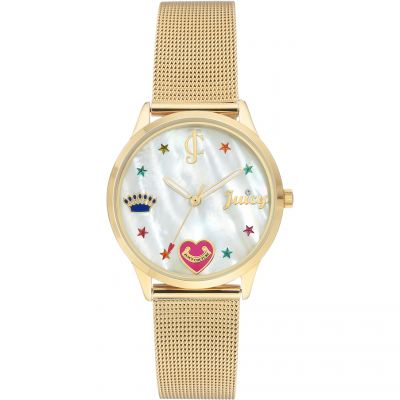 Reloj para Mujer Juicy Couture Black Label JC-1024MPGB