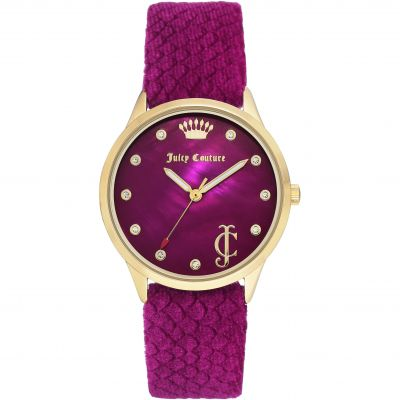 Reloj para Mujer Juicy Couture Black Label JC-1060HPHP