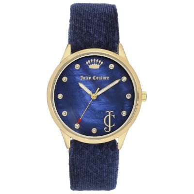 Reloj para Mujer Juicy Couture Black Label JC-1060NVNV